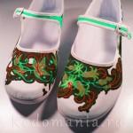 обувь для дискотеки